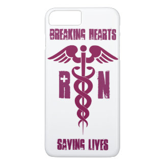 Breaking Hearts, Saving Lives iPhone 7 PLUS case