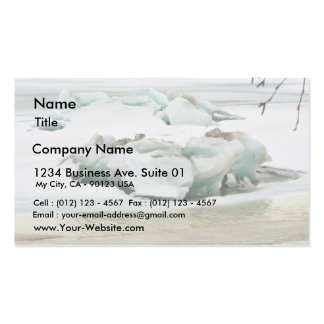 Breaking Ice Business Cards
