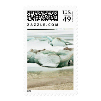 Breaking Ice Stamp