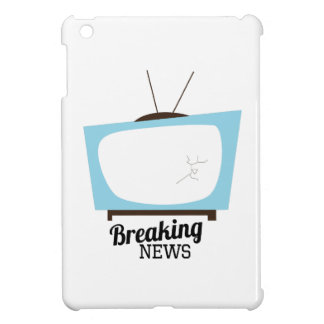 Breaking News iPad Mini Case