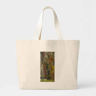 Breaking News Tote Bag