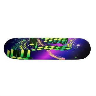 Breaking Out Skateboard