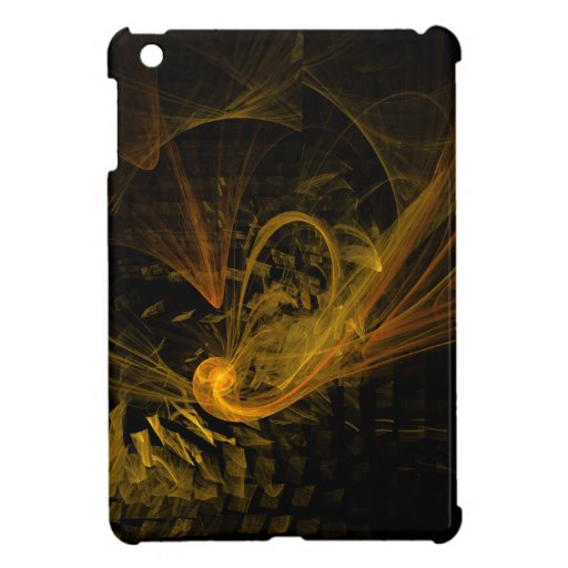 Breaking Point Abstract Art Case For The iPad Mini