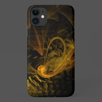 Breaking Point Abstract Art Case-Mate iPhone Case