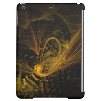 Breaking Point Abstract Art iPad Air Covers