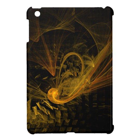 Breaking Point Abstract Art iPad Mini Case