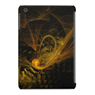 Breaking Point Abstract Art iPad Mini Cover