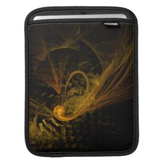 Breaking Point Abstract Art iPad Sleeve