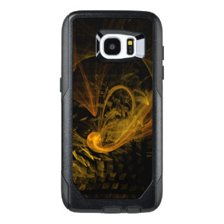 Breaking Point Abstract Art OtterBox Samsung Galaxy S7 Edge Case