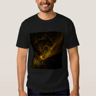 Breaking Point Abstract Art Shirt