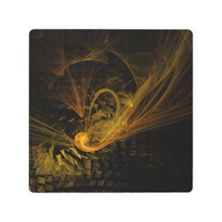 Breaking Point Abstract Metal Wall Art