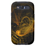 Breaking Point Abstract Samsung Galaxy S3 Galaxy SIII Cover