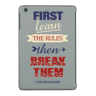 Breaking Rules custom cases