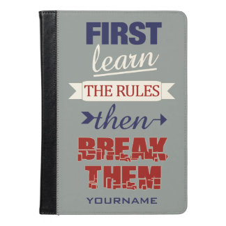 Breaking Rules custom device cases
