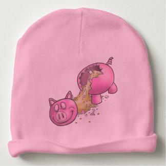 Breaking the Bank (Piggy Bank) Baby Beanie