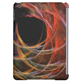 Breaking the Circle Abstract Art Cover For iPad Air