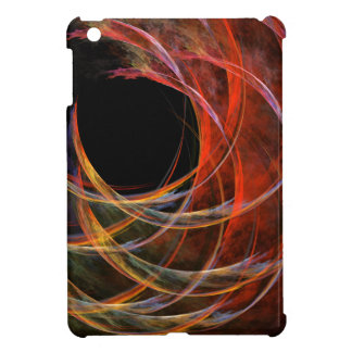 Breaking the Circle Abstract Art Cover For The iPad Mini