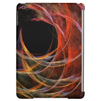 Breaking the Circle Abstract Art iPad Air Cases