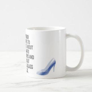 Breaking the Glass Ceiling. Coffee Mug