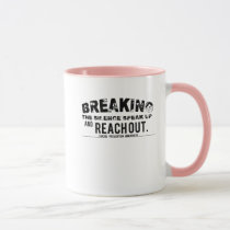 Breaking The Silence Suicide Prevention Awareness Mug