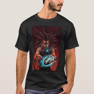 Breaking Through Cyberpunk T-Shirt