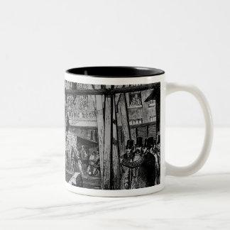 Breaking up Big Ben Mug