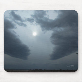 """""""Breaking Up The Darkness Mouspad"""" Mouse Pad"""