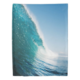 Breaking Wave (2 sides) Twin Duvet Cover