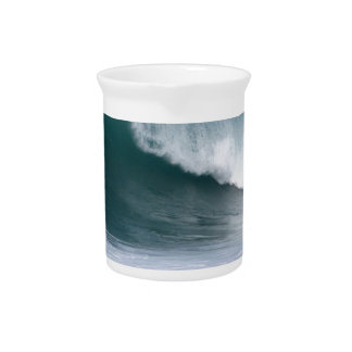 Breaking Wave Pitcher