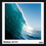 """Breaking Wave Wall Decal<br><div class=""""desc"""">Breaking Wave</div>"""