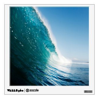 Breaking Wave Wall Decal