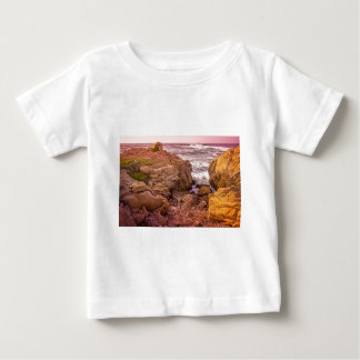 Breaking Waves Sunset Infant T-shirt