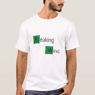breaking wind periodic table t-shirt funny