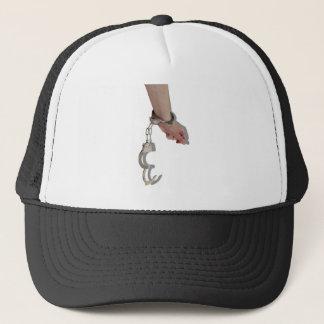 BreakingHandcuffs073110 Trucker Hat