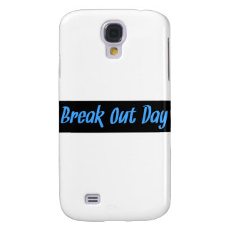 Breakoutday.png Samsung S4 Case