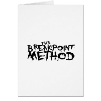 Breakpoint Method Apparel Cards