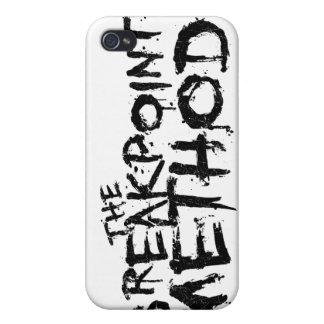 Breakpoint Method Apparel iPhone 4 Cases