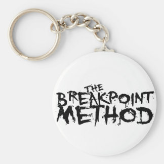 Breakpoint Method Apparel Keychain
