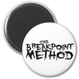 Breakpoint Method Apparel Magnet