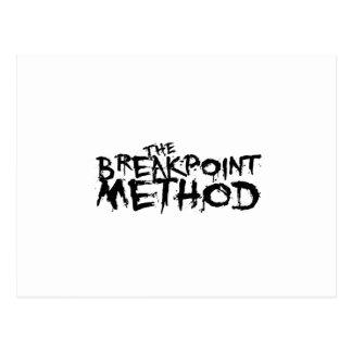 Breakpoint Method Apparel Postcard