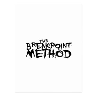 Breakpoint Method Apparel Postcards