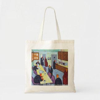 Breakroom Zombies Tote Bag