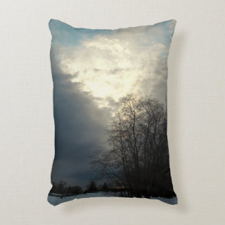 Breakthrough Sunrise Accent Pillow