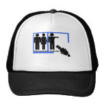 Breakup and Divorce Designs Trucker Hat
