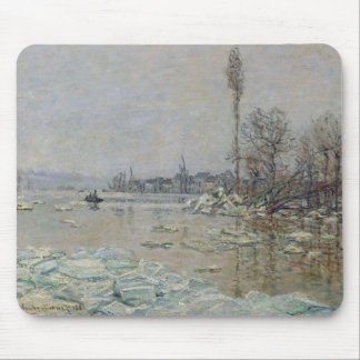 Breakup of Ice, 1880 Mouse Pad