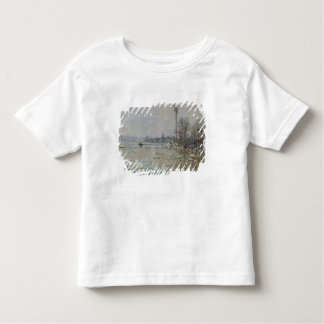 Breakup of Ice, 1880 Toddler T-shirt