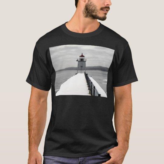 Breakwall Lighthouse T-Shirt