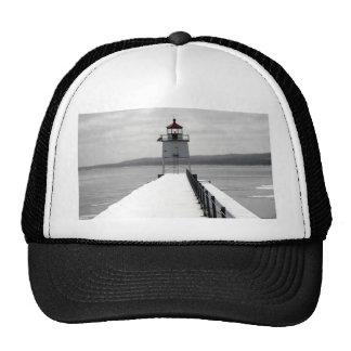 Breakwall Lighthouse Trucker Hat