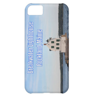 Breakwater Lighthouse iPhone 5C Cover