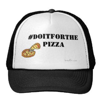 brealfit pizza hat